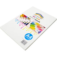 RAINBOW MY CRAFT SKETCH BOOK 100 PAGE A4