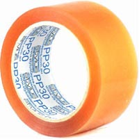 VIBAC PP30 PACKAGING TAPE 36MM X 75M CLEAR