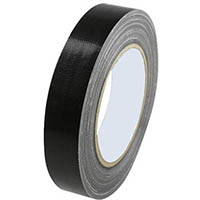 STYLUS 352 CLOTH TAPE 24MM X 25M BLACK