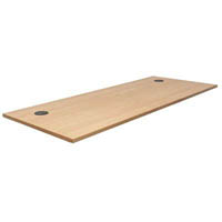 RAPID SPAN TABLE TOP 1200 X 700MM BEECH