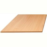 RAPIDLINE TABLE TOP 1500 X 750MM BEECH
