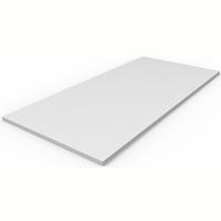 RAPIDLINE TABLE TOP 1800 X 900MM WHITE