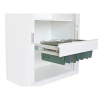 STEELCO PULL OUT FILE FRAME TO SUIT 900MM TAMBOUR CUPBOARD