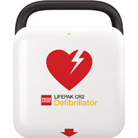 LIFEPAK CR2 AUTOMATIC DEFIBRILLATOR