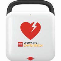 LIFEPAK CR2 LIFEPAK FULLY-AUTOMATIC USB DEFIBRILLATOR