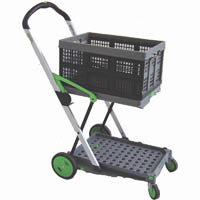 BRADY CLAX FOLDING UTILITY CART TROLLEY