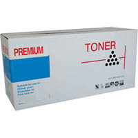 WHITEBOX COMPATIBLE BROTHER TN240 TONER CARTRIDGE YELLOW