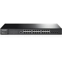 TP-LINK TL-SG3424 JETSTREAM 24-PORT GIGABIT L2 MANAGED SWITCH WITH 4 SFP SLOTS