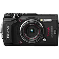 OLYMPUS TG-5 TOUGH DIGITAL COMPACT CAMERA BLACK