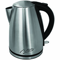 NERO URBAN CORDLESS KETTLE 1.7L STAINLESS STEEL