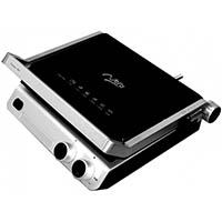 NERO DELUXE SANDWICH PRESS / CONTACT GRILL WITH TIMER