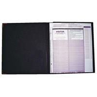 ZIONS CORPORATE VISITORS SECURITY FORMAT REGISTER KIT